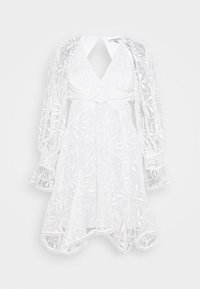 Forever New Petite - YORYU DRESS - Sukienka koktajlowa - white - 0