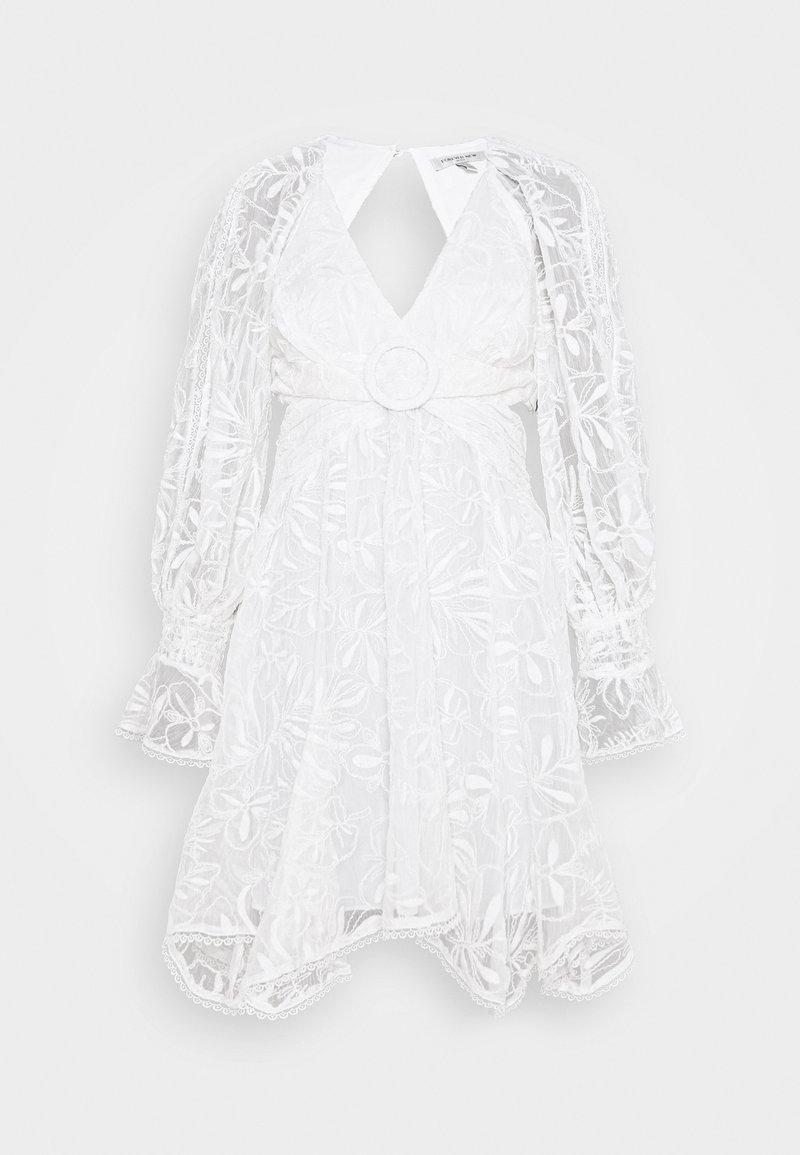 Forever New Petite - YORYU DRESS - Sukienka koktajlowa - white