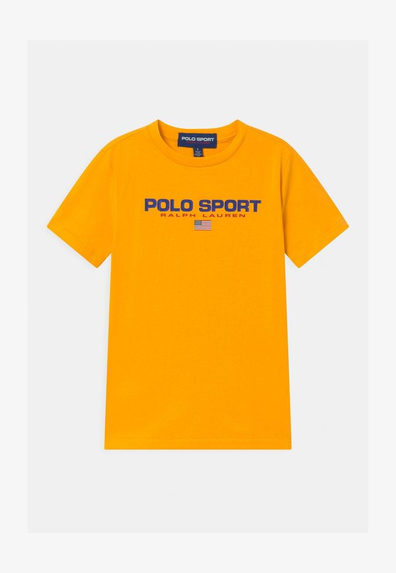 Polo Ralph Lauren - T-shirt print - gold bugle