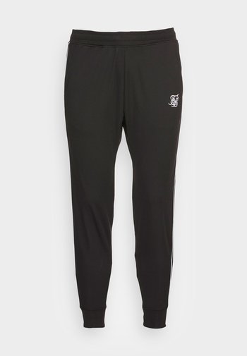 STATUS TAPE CUFFED PANTS - Pantaloni sportivi - black