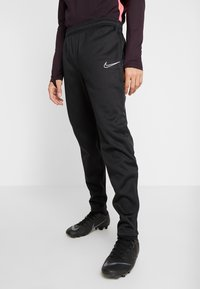 Nike Performance - ACADEMY PANT WINTERIZED - Pantalon de survêtement - black/silver - 3