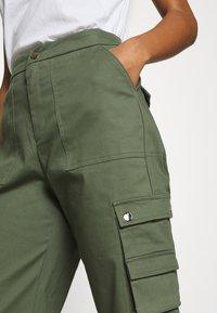 Tiger Mist - ASHER PANT - Cargo trousers - khaki - 3