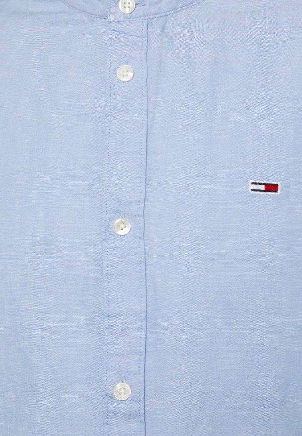 Tommy Jeans MAO BLEND - Koszula - blue/jasnoniebieski Odzież Męska NNGF