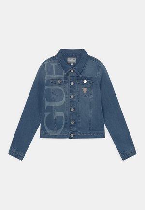 JUNIOR - Denim jacket - blue denim