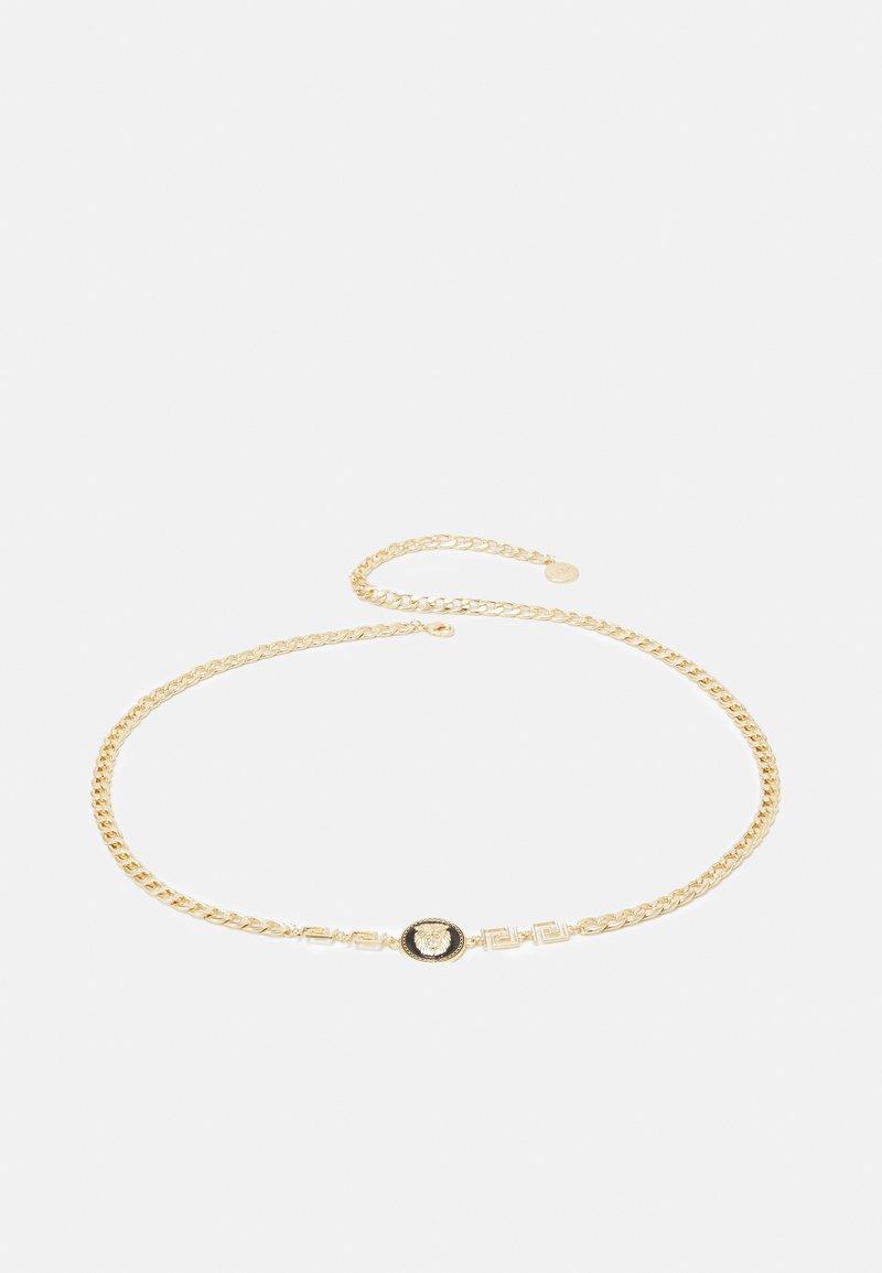 ALDO - Waist belt - black/gold-coloured
