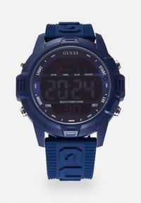 Guess - Digital watch - blue - 0