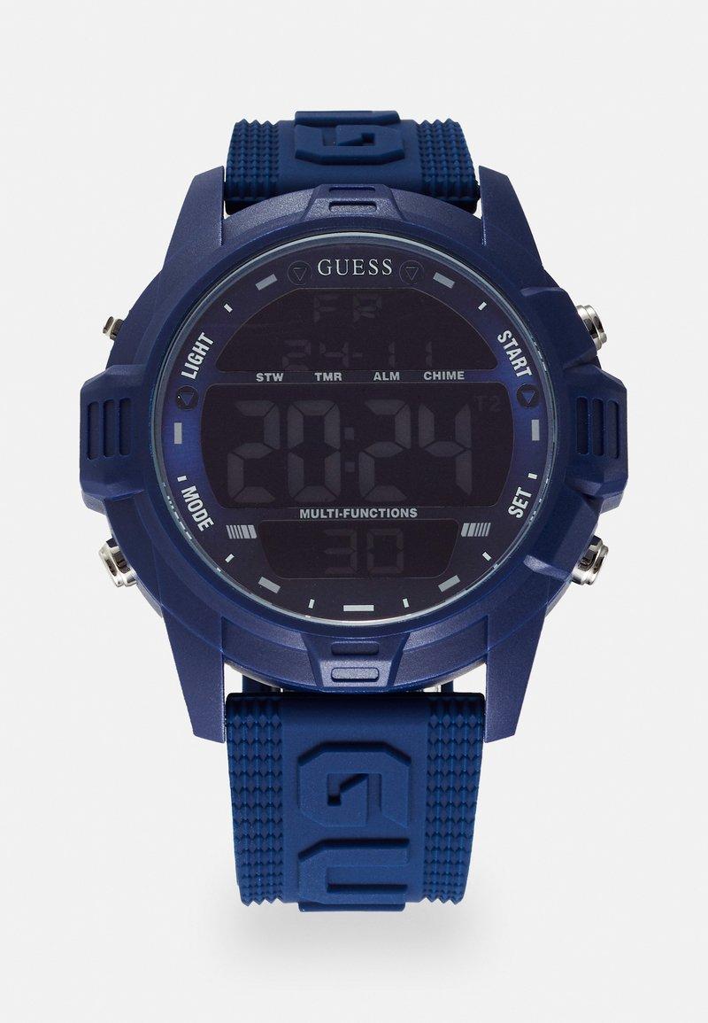Guess - Digital watch - blue