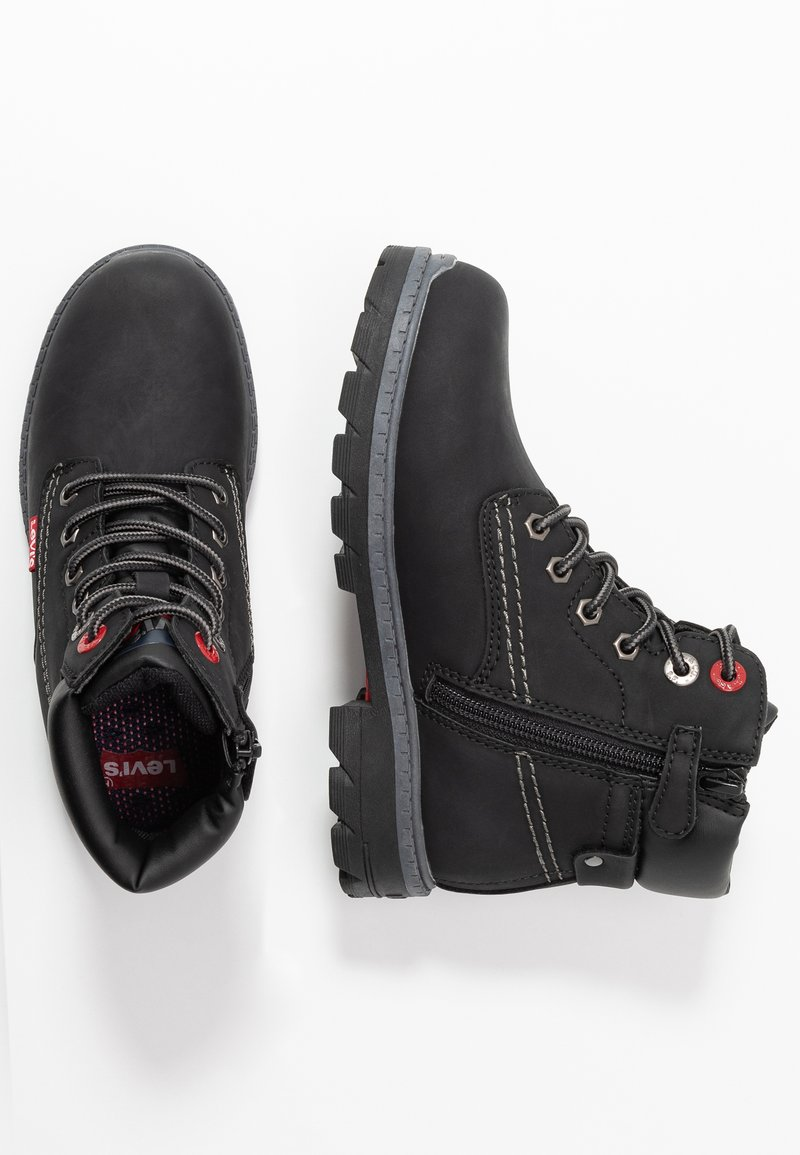 Levi's® - NEW FORREST MID - Veterboots - black