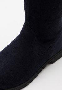 Friboo - Boots - dark blue - 5