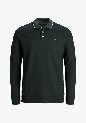 Polo shirt - darkest spruce