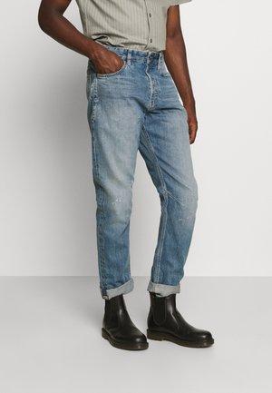 STAQ TAPERED - Jeans Tapered Fit - kir denim