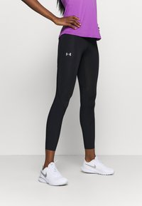 Under Armour - FLY FAST - Leggings - black - 0