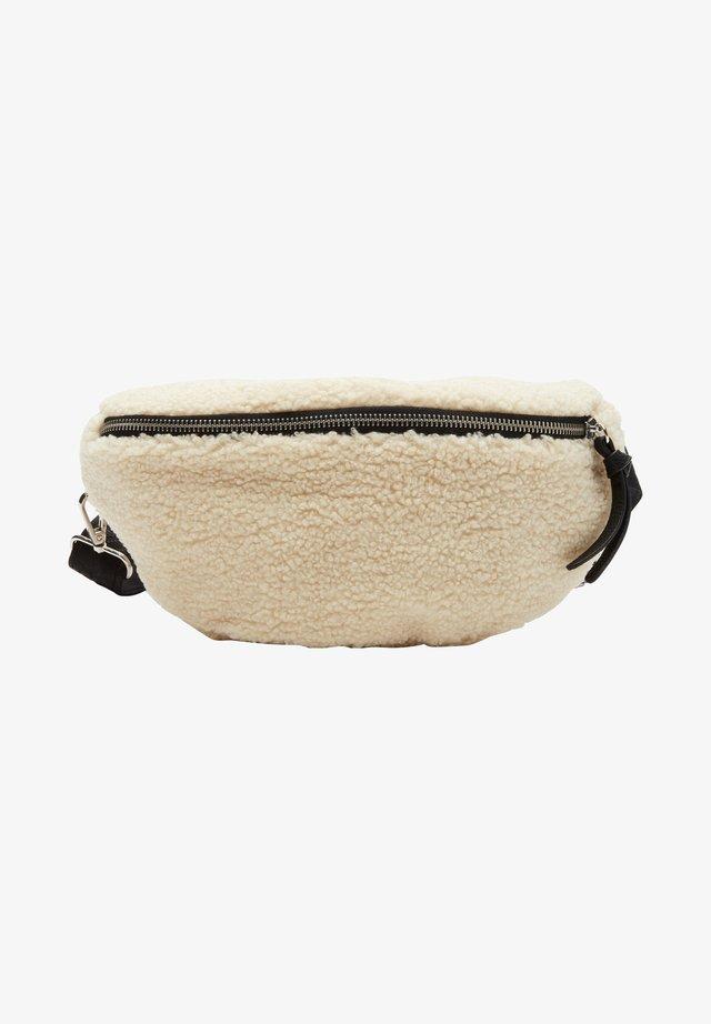 Bum bag - cream