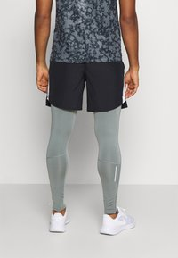 Nike Performance - Tights - smoke grey/reflective silver - 2