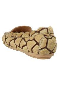 ONEPAIR - Slip-ons - giraf sand - 2