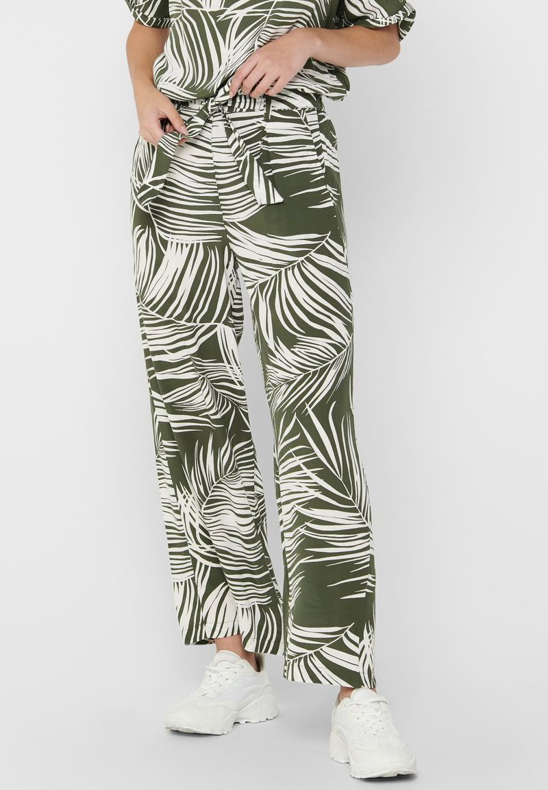ONLY - Trousers - kalamata