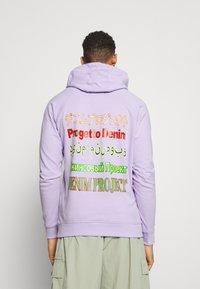Denim Project - MOJO HOODIE - Felpa - pastel lilac - 2