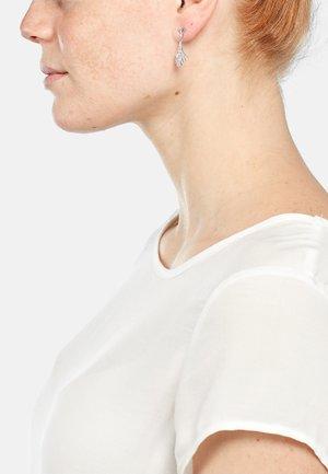 SVEA - Earrings - silberfarben poliert