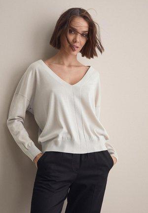 Sweatshirt - gesso