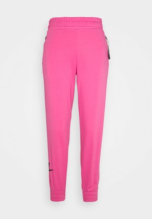 AIR PANT   - Spodnie treningowe - pinksicle/black