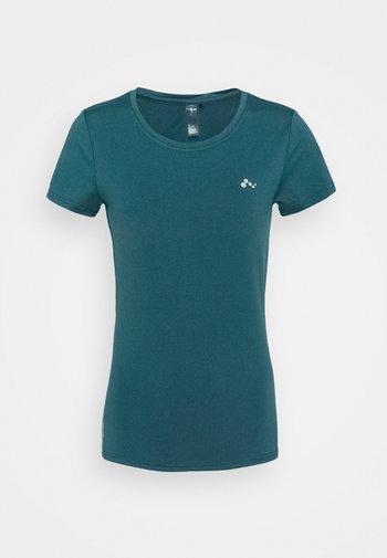 ONPCLARISSA TRAINING TEE - T-shirts - balsam