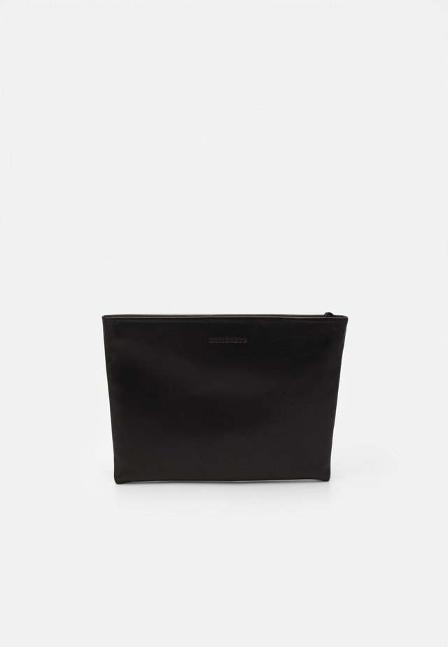 VIENO FLAT BAG - Clutch - black
