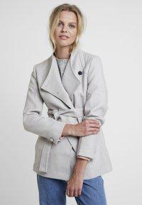 mint&berry - Short coat - light grey - 0