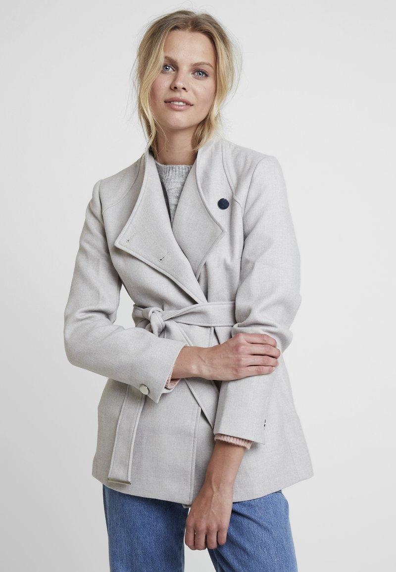 mint&berry - Short coat - light grey