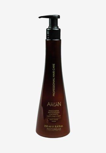 ARGAN ANTI-FRIZZ MASK - Hair mask - -