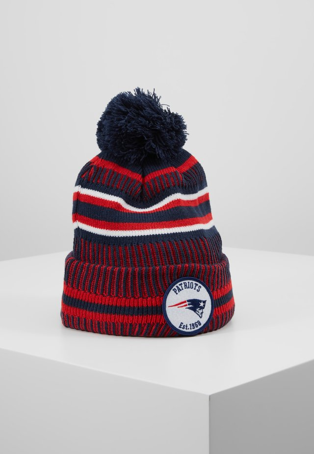ONFIELD COLD WEATHER - Czapka - red/blue