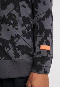Nike Performance - LEBRON JAMES FULL ZIP HOODIE - Sweatjacke - anthracite/team orange - 7