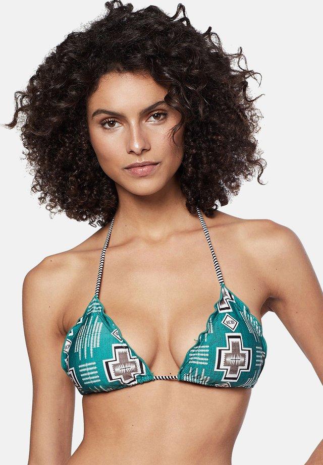 MARFIM - Haut de bikini - green