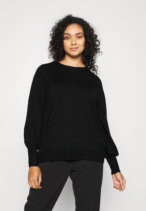 CAELLA - Jumper - black