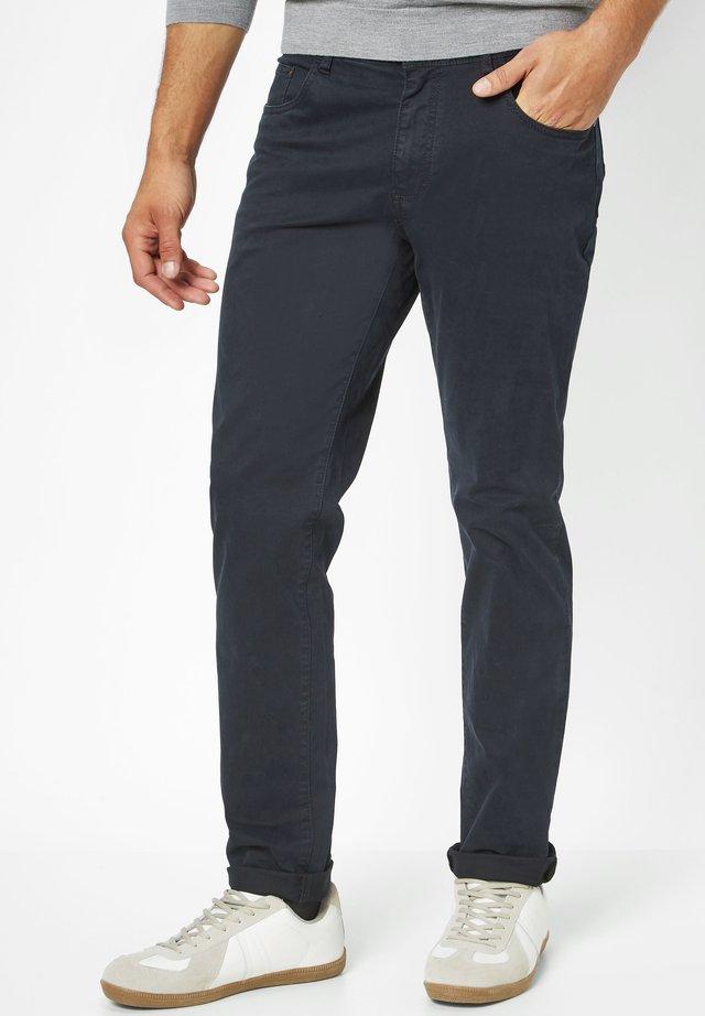 MILTON  - Slim fit jeans - navy