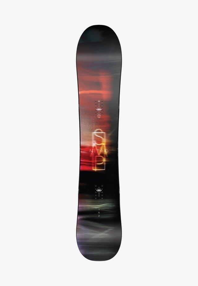 Snowboarding - unbekannt