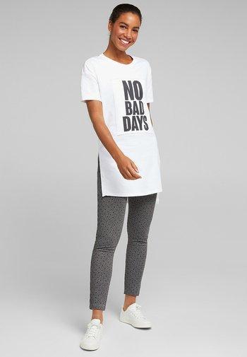DOT - Leggings - Trousers - black