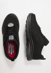 Skechers - FLEX ADVANTAGE - Zapatillas - black - 1