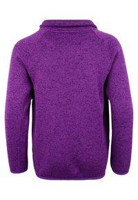ZIGZAG - Fleece jacket - purple - 1