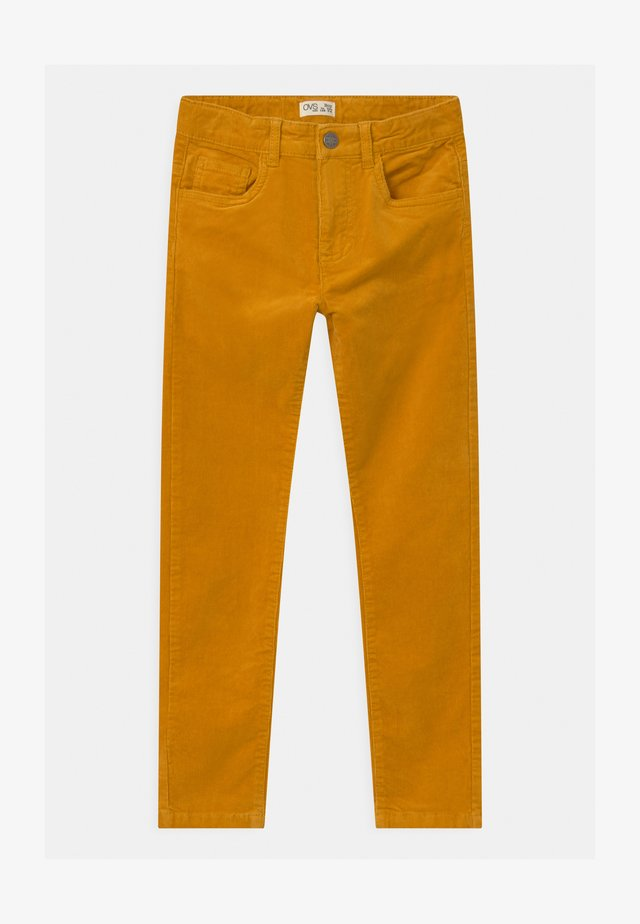 STRETCH - Trousers - sunflower