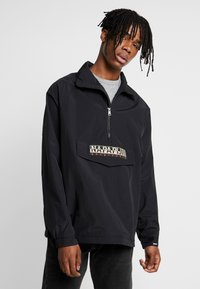Napapijri The Tribe - ASTROS - Windbreaker - black - 0