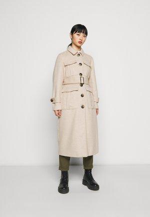 YASSAVITA COAT ICON - Płaszcz wełniany /Płaszcz klasyczny - beige