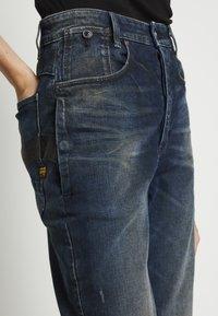G-Star - C-STAQ 3D BOYFRIEND CROP WMN - Relaxed fit jeans - antic nebulas - 4