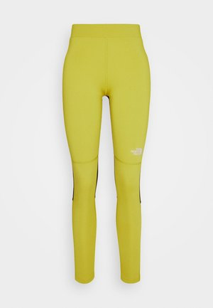 TIGHT - Legíny - citronelle green