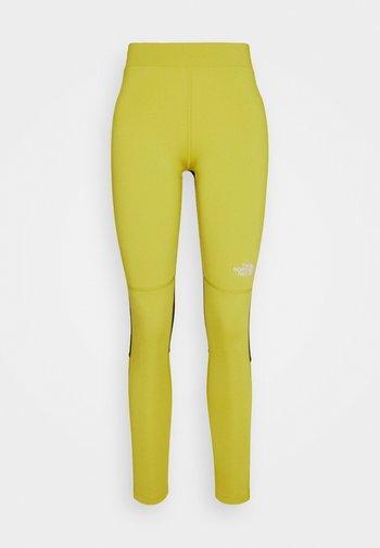 TIGHT - Legging - citronelle green