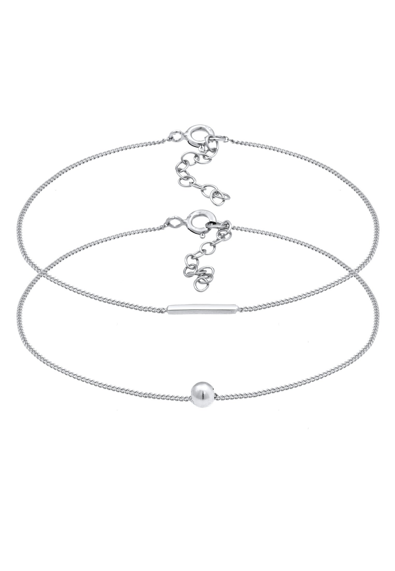 Elli Set - Armband Silber