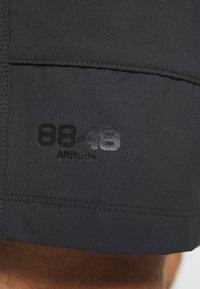 8848 Altitude - MONTAFON - Sports shorts - charcoal - 4