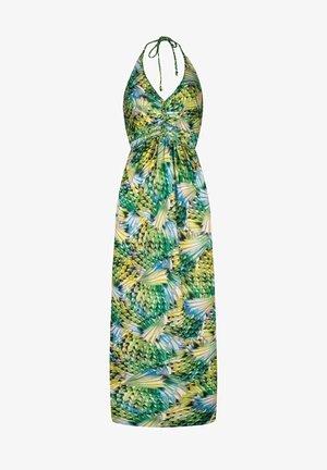 USHUAIA - Maxi dress - green lush