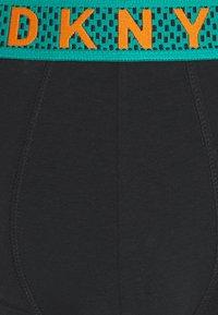 DKNY - MENS TRUNKS NEW ORLEANS 3 PACK - Pants - black - 5