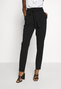 JDY - JDYTANJA  - Trousers - black - 0