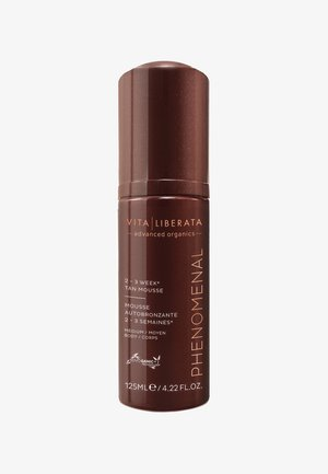 PHENOMENAL TAN MOUSSE - Self tan - medium